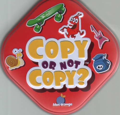 Copy or not Copy?