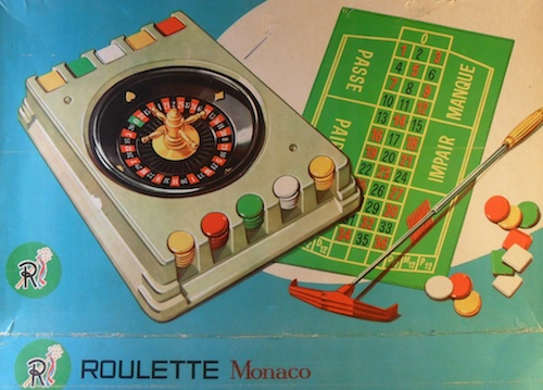 Roulette Monaco