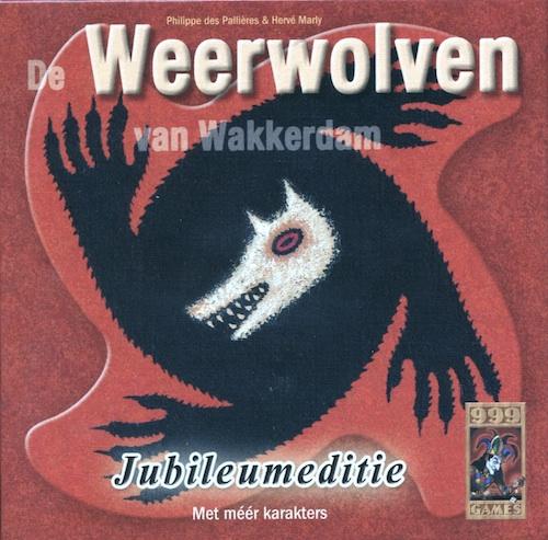De Weerwolven van Wakkerdam - Jubileumeditie