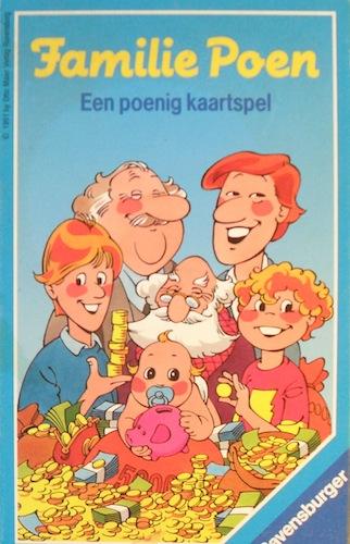 Familie Poen: Een poenig kaartspel