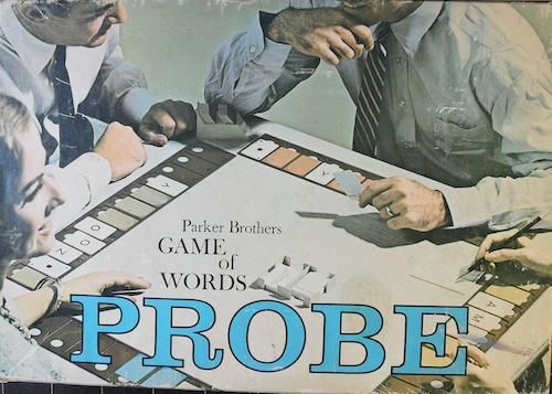 Probe: Game of Words