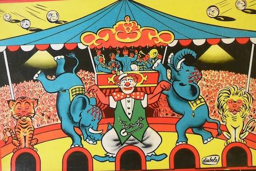 Circus Knikkerspel