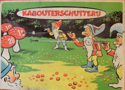 Kabouterschutterij