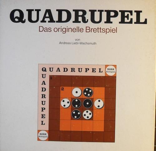 Quadrupel - Das originelle Brettspiel