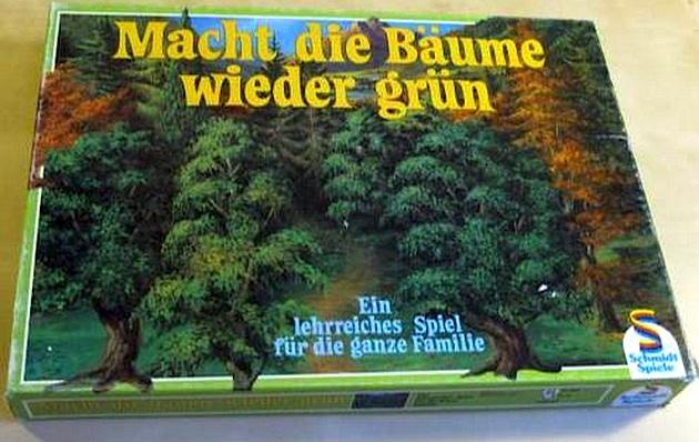 Macht die Bäume wieder Grün