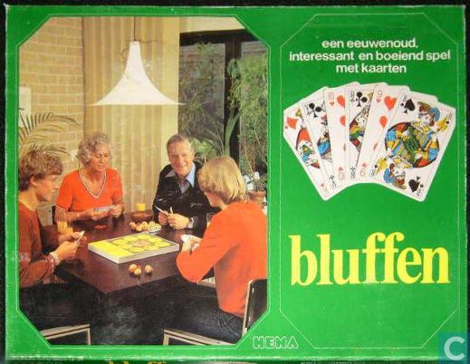 Bluffen - een eeuwenoud, interessant en boeiend spel met kaarten