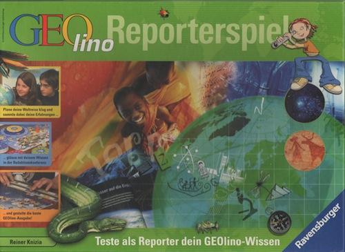 GEOlino Reporterspiel