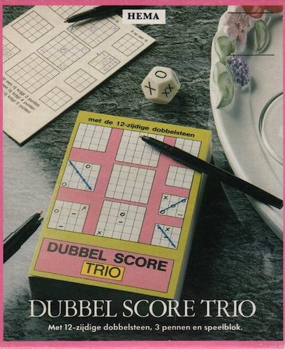 Dubbel Score Trio