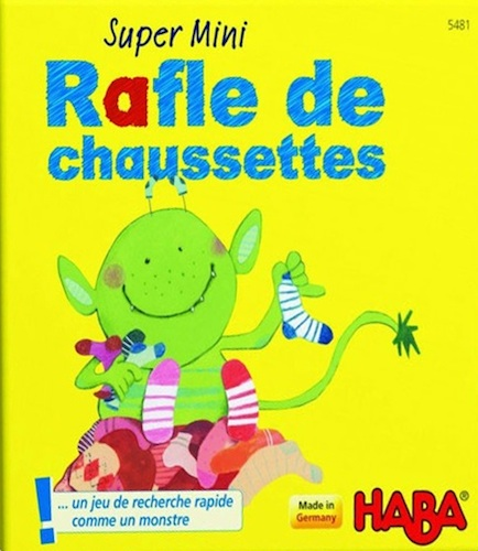 Rafle de Chausettes