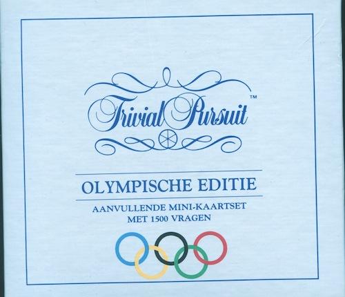Trivial Pursuit: Olympische editie