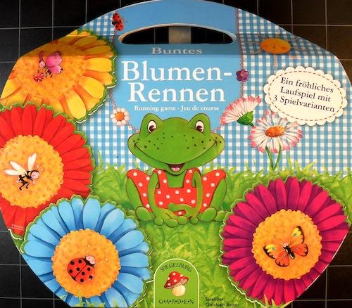 Buntes Blumenrennen (renspel)