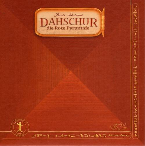 Dahschur - die Rote Pyramide