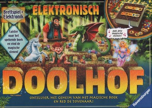 Elektronisch Doolhof