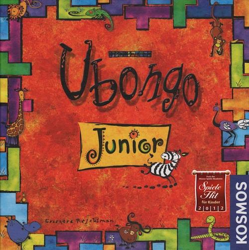 Ubongo: Junior (D)