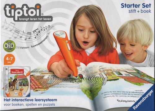 Tiptoi: Starterset Stift + Boek Op de Boerderij