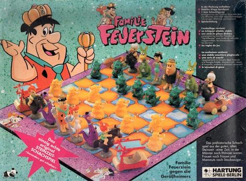 Familie Feuerstein (Flintstones)