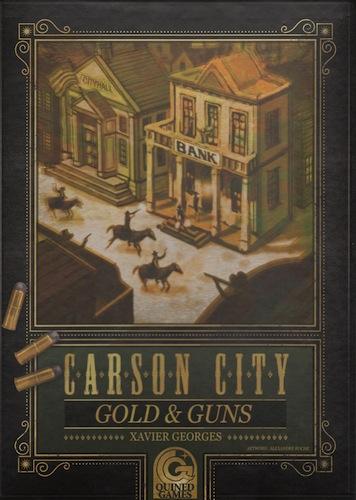 Carson City: Gold & Guns (#05a)
