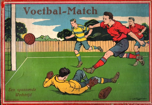 Voetbal-Match