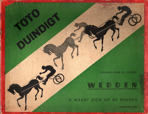 Toto Duindigt (Wedden, U waant zich op de rennen)