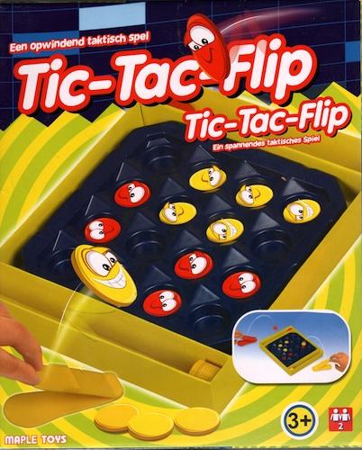 Tic-Tac-Flip: Een opwindend taktisch spel