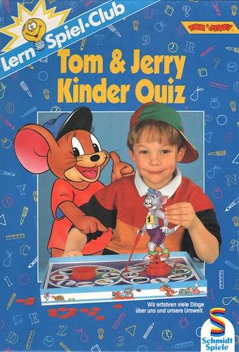 Tom & Jerry: Kinder Quiz