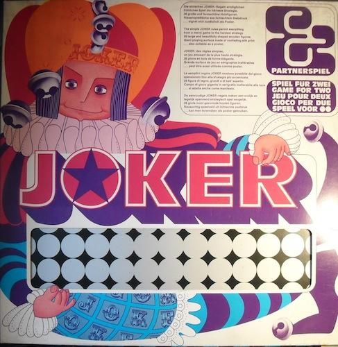 Joker Partnerspiel
