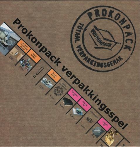 Prokonpack verpakkingsspel
