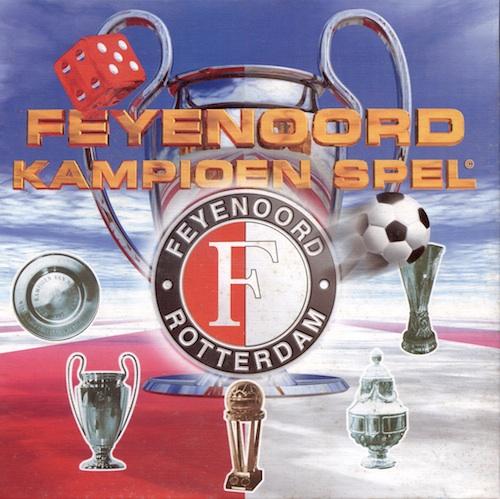 Feyenoord Kampioen Spel