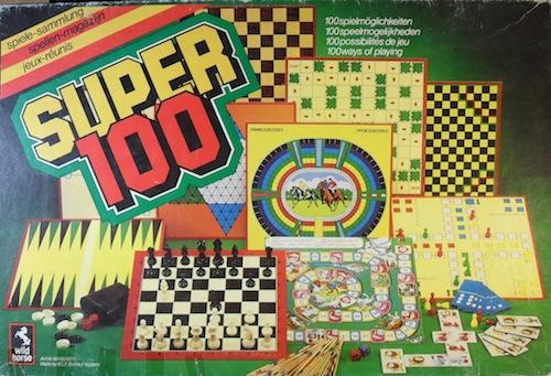 Spellenmagazijn: Super 100