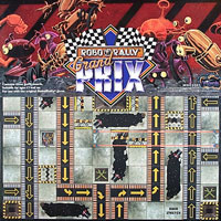 RoboRally: Grand Prix