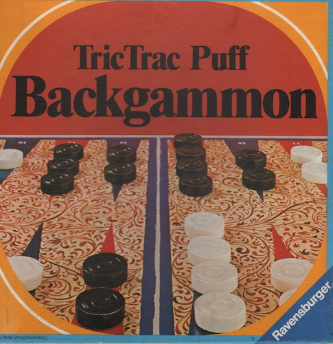 Tric Trac - Puff - Backgammon
