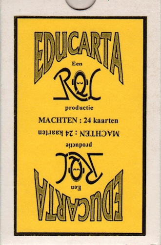Educarta: Machten
