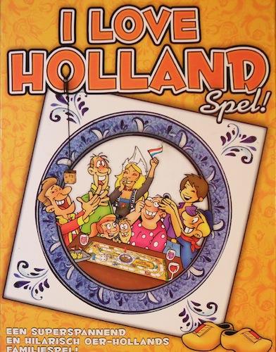 I love Holland-spel
