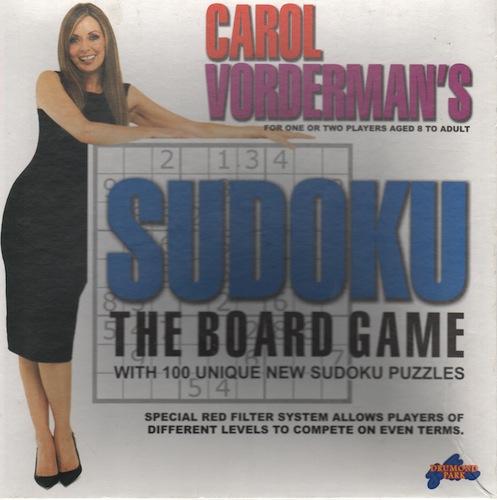 Sudoku: The Board Game