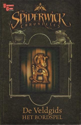 The Spiderwick Chronicles: De Veldgids - het bordspel