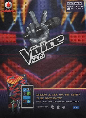 The Voices Kids