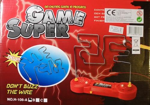 Game Super