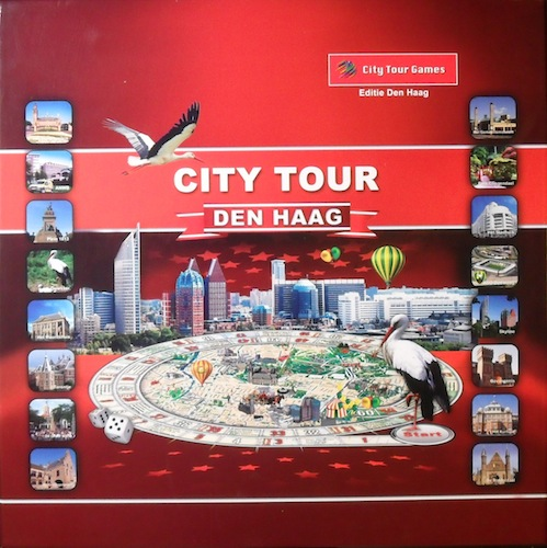 "City Tour ""Den Haag"""