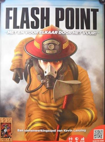 Flash Point: Met en voor elkaar door het Vuur