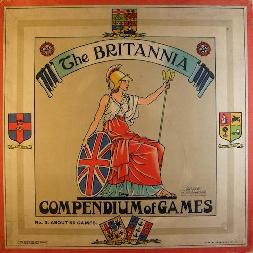 The Britannia (Compendium of Games)