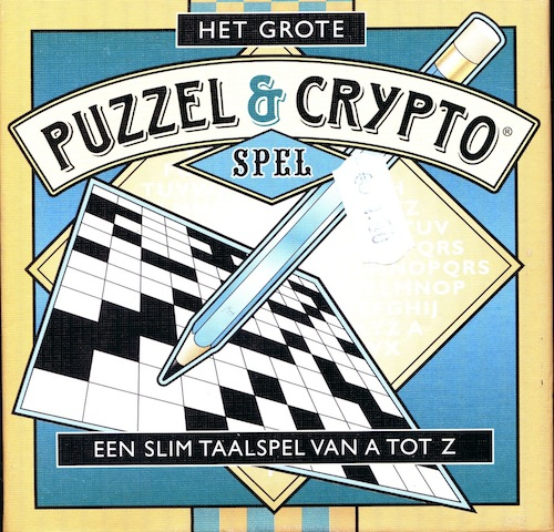 Het puzzel & crypto spel