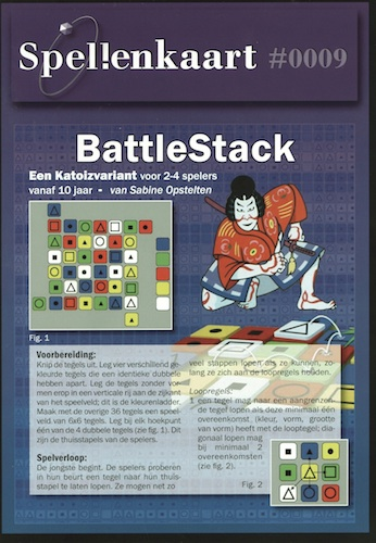 Spellenkaart #0009: BattleStack