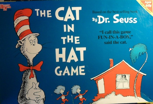 The Cat in the Hat Game