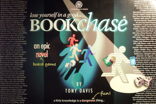 Bookchase