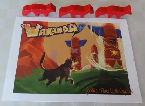 Wakanda: Three Little Coyotes