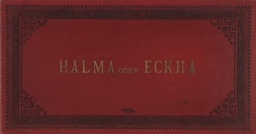 Halma oder Eckha