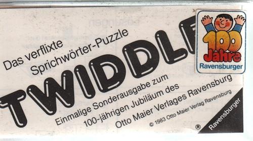 Twiddle: Das verflixte Sprichwörter-Puzzle