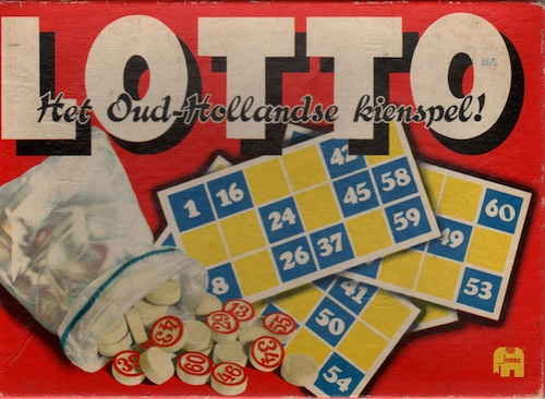 Lotto: Het Oud-Hollandse kienspel!
