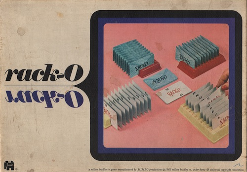 Rack-O (Racko)