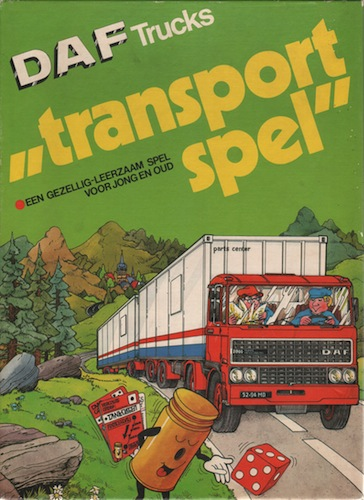 DAF Trucks: Transportspel